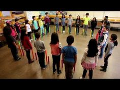 Body percussion and Konokol workshop for kids by Jarry Singla - YouTube