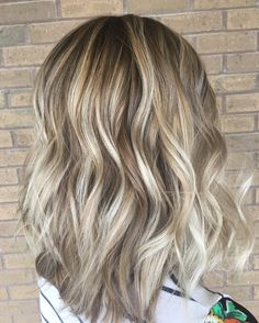 Balayage, Fall Hair, Lowlights, Color Melt, Red Hair, Blonde Hair, Brunette, Beach Waves