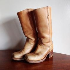 d809a1502b6 18 Best Vintage Tall Boots images