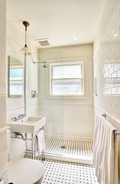 Perfect guest bath.