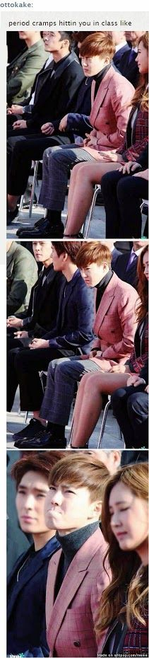 suho period cramps