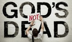 """Review of the Movie """"God's Not Dead"""" -- Post by Mary C. Findley"""