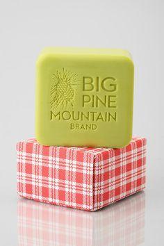 Big Pine Mountain Soap Spring Box