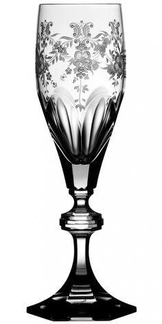 Varga Art Crystal Manufacturing Co. Ltd. - OFFICIAL WEBSITE ~ Versailles Champagne Flute