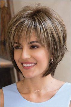 97 besten Frisuren Bilder auf Pinterest | Frisur ideen, Kurze ... | Einfache Frisuren