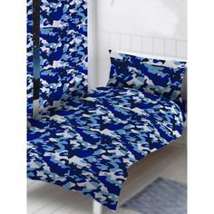 Camoflauge Blue Bedding Kids Camouflage Bedding Camo