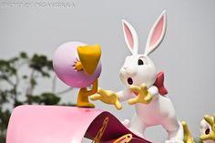"Rabbit & Egg!! (""Easter Wonderland"" at Tokyo Disneyland)"