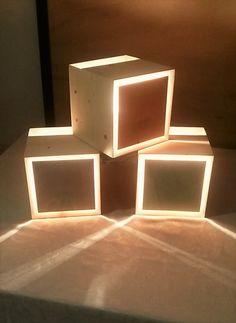 CuBo light by Reverse