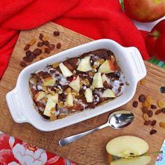 Appel-kaneel broodpudding / Desserts / Recepten | Hetkeukentjevansyts.nl