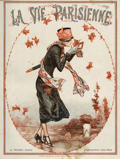 Illustration by Cheri Herouard For La Vie Parisienne 1924