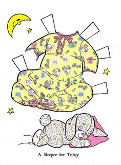 1000 images about paper dolls on pinterest henry for Ramona quimby coloring pages