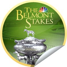 Belmont Stakes 144 Sticker | GetGlue