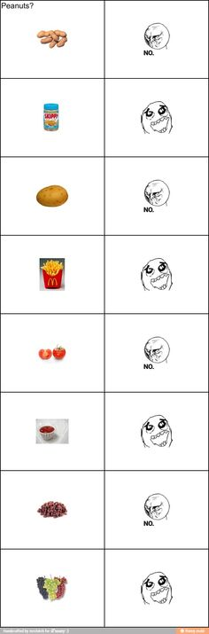 Food we don't like / iFunny :)