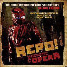 Repo! The Genetic Opera (soundtrack)