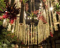 #wedding #decor #bamboo