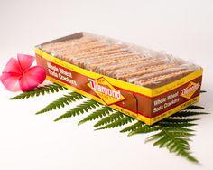 Whole Wheat Hawaiian Soda Crackers Tray (9.5oz)