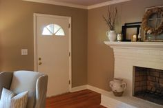 entry way into living room - Google Search