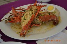 Salvadorean seafood!