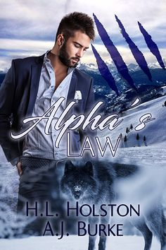 Cover art for HL Holston and AJ Burke.