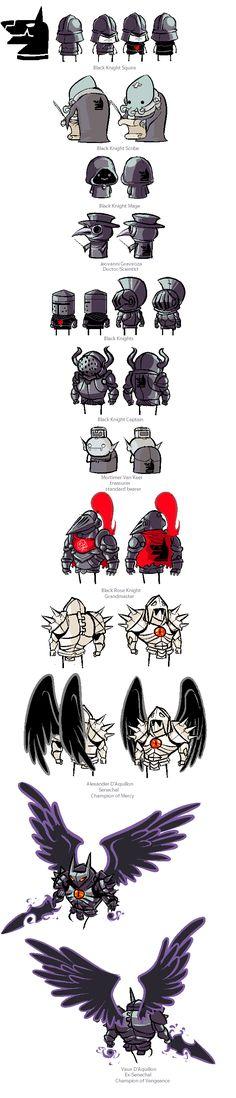 Black Knights by ShwigityShwonShwei on DeviantArt