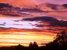 Sonnenuntergang 27.06.2016