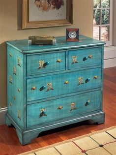 Image detail for -Inspiration Treasures: Color Inspiration: Teal Cowboy Room, Cowboy Theme, Teal Home Decor, Home Decor Kitchen, Dresser Inspiration, Color Inspiration, Refurbished Furniture, Home Furniture, Painted Furniture