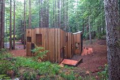 Sea Ranch Cabin by Frank / Architects