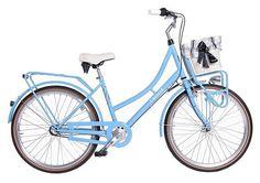 Dámské retro kolo Cossack Genua 3, světle modré Bicycle, Retro, Genoa, Bike, Bicycle Kick, Bicycles, Retro Illustration