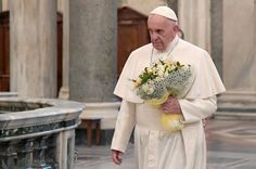 """Pope Francis, who has repeatedly called on Europe to open its doors to more migrants, stated Tuesday that governments have the right to carefully assess their capacity to effectively integrate those arriving from abroad.  """"I think that, in theory, you can't close your heart to a refugee,"""""""