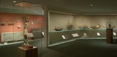 Gallery 105 - Objects from the Tomb of Meketre
