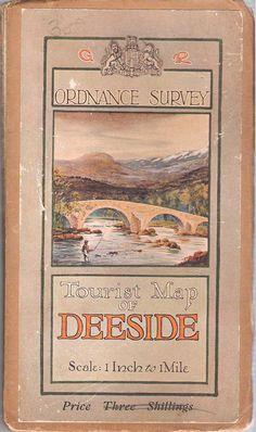 Image result for ordnance survey maps vintage