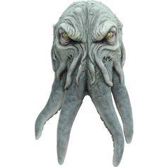 Masque de monstre des mers gris adulte - Ghoulish - DEGUIZEO