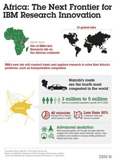 IBM Research - Africa Infographic | Flickr - Photo Sharing!