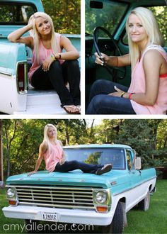 senior pictures with your car