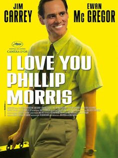CINEseiler: I LOVE YOU, PHILLIP MORRIS