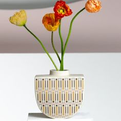 Erin Lightfoot handmade vases can be used as both art objects or for their functional form. Vase Shapes, Royal Doulton, Art Object, Paper Decorations, Tea Light Holder, Bud Vases, Wildflowers, Scented Candles, Tea Lights