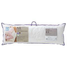 Body Pillow With 2 Pillowcases – Target Australia