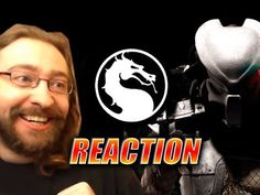 MAX REACTS: Predator Revealed in Mortal Kombat X