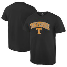 Tennessee Volunteers Fanatics Branded Campus T-Shirt - Black
