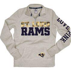 9b979dd8d St. Louis Rams Side-liner Sweatshirt Bears Football