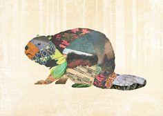 Gerren Lamson's Woodland Creatures series