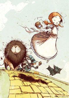Иллюстрации к сказкам
