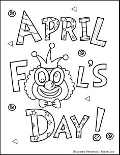 cool april fools day coloring pages free free coloring pages for kids check more at