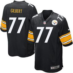 474edad54 Nike Steelers Cameron Heyward Black Team Color Youth Stitched NFL Elite  Jersey And Bengals Tyler Eifert 85 jersey