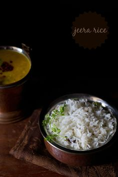 jeera rice recipe - a mildly spiced and flavorful indian rice dish flavored with cumin. step by step recipe.