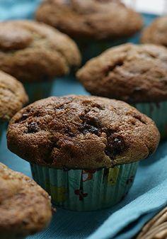 Stahl Judit: Kényeztető banános muffin csokifalatokkal