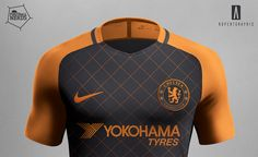 This is how Chelsea& kits could look like next season. Mens Workout Tank Tops, Workout Tanks, Jersey Designs, Soccer Outfits, Inazuma Eleven Go, Mens Fitness, Volleyball, Chelsea, Legends
