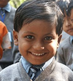 Sponsored child Neha