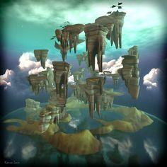 """sans titre"" - amazing places to visit in #virtualworlds"