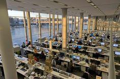 inside apple corporate office
